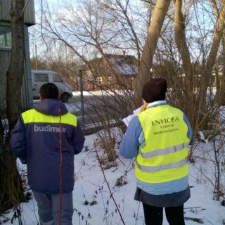 Nadzór dendrologiczny - budowa Trasy Niepodległości wBiałymstoku